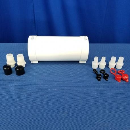 Filtro separador de amalgama
