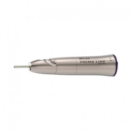 LP01L Pieza de mano recta PRIME LINE 1:1 con luz