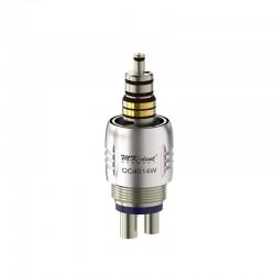 QC4014W Acoplamiento Quick sin luz tipo W&H Roto Quick®