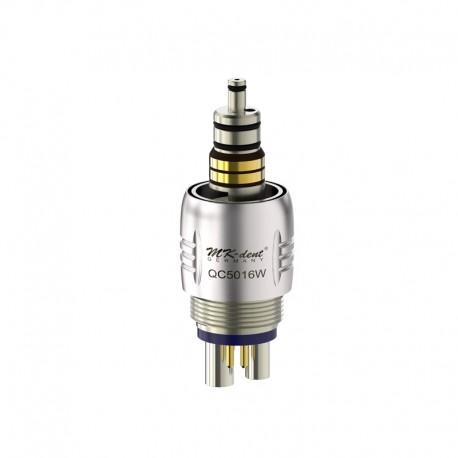 QC5016W Acoplamiento Quick con luz tipo W&H Roto Quick®