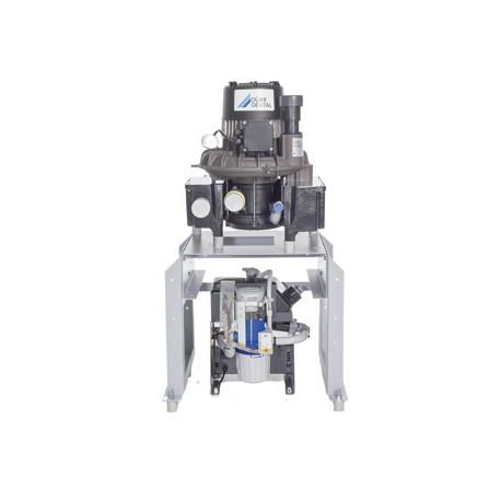 Aspiración húmeda con separación de amalgama VSA 600S (2/3 puestos)