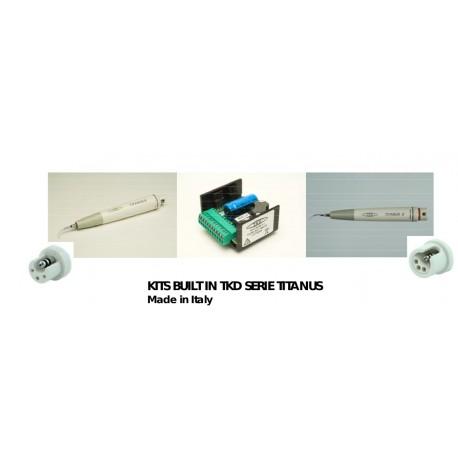 Kit de ultrasonidos TKD TITANUS S compatible Satelec