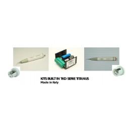 Kit de ultrasonidos TKD TITANUS E  compatible EMS