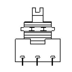 Potenciómetro eléctrico