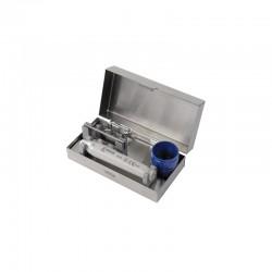 Caja esterilización ultrasonidos para autoclave