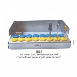 Fresero (inox) y silicona
