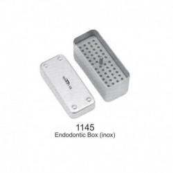 Caja de endodoncia (inox)