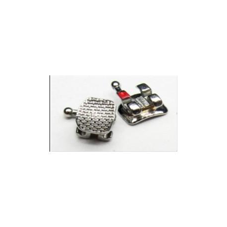 Bracket 022 roth 345 w/h metal. CASO DE 20 PIEZAS. Disponible tamaños: standard y mini