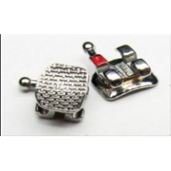 Bracket 018 roth 345 w/h metal. CASO DE 20 PIEZAS. Disponible tamaños: standard
