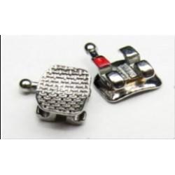Bracket 018 roth 345 w/h metal. CASO DE 20 PIEZAS. Disponible tamaños: standard y mini