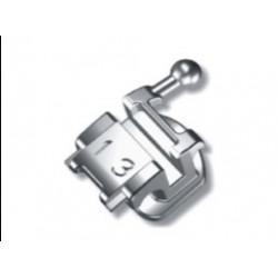 Bracket 022 MBT 345 w/h (autoligado) CASO DE 28 PIEZAS. Tubos nº 6 y 7 incluidos + 1 instrumento para abrir y cerrar.