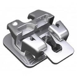 Bracket 022 roth 345 w/h (autoligado) New Generation. CASO 28 PIEZAS Tubos 6 y 7 incluidos + 1 instrumento para abrir y cerrar