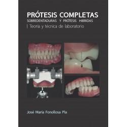 Prótesis Completas - José Mª Fonollosa Pla