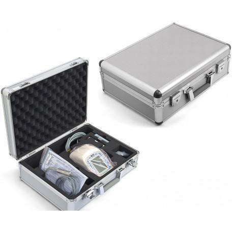 NOUVAG 1029 Maletín de aluminio para motor de implantes MD11, MD30, HIGHSURG Y DP30