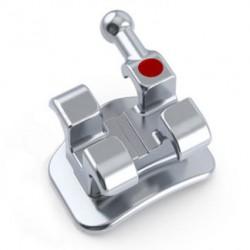 Reposición bracket metálico 018 roth 345 w/h pieza nº 25. Bolsa de 10 uds.