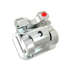Reposición bracket autoligado 022 MBT 345 w/h pieza nº 11. Bolsa de 1 ud.