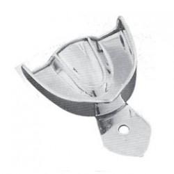Cubeta metálica de acero inoxidable lisa Rimlock (Superior talla Extra grande 1)