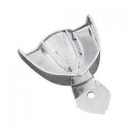 Cubeta metálica de acero inoxidable lisa Rimlock (Superior talla grande 2)