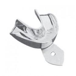 Cubeta metálica de acero inoxidable lisa Rimlock (Inferior talla pequeña 4)