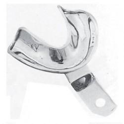 Cubeta metálica de acero inoxidable lisa Rimlock (Inferior talla pequeña)
