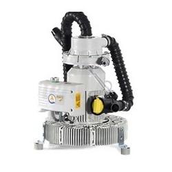 Motor aspiración húmeda EXCOM Hybrid 1S con unidad de control