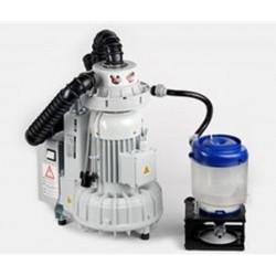 Motor de aspiración Metasys EXCOM Hybrid A1-ECO II con separador de amalgama, con unidad de control