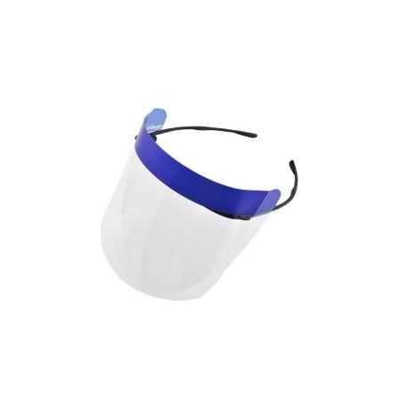 Máscara de protección de calidad óptica, material cristalino de 1 mm