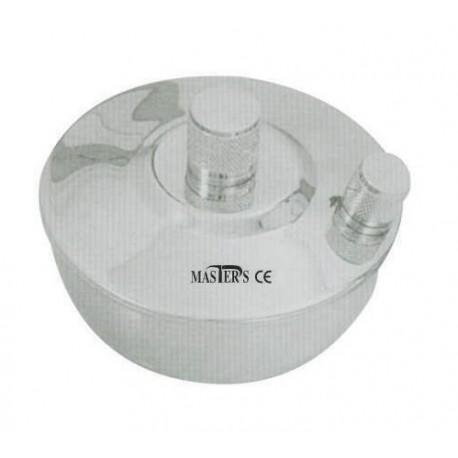Lámpara de alcohol (inox)