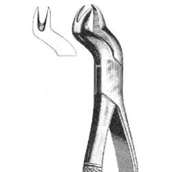 Fórceps de extracción (Forma Americana) fig. 88L