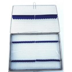 Caja esterilizar (inox y silicona) 20 unid nuevo