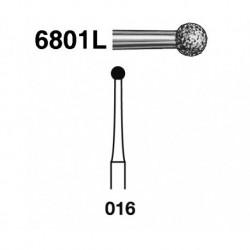 6801L.314.016 K2 KOMET diamante clinica 5 ud