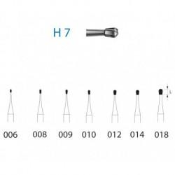 H7.314.008 KOMET carburo clinica 5 ud