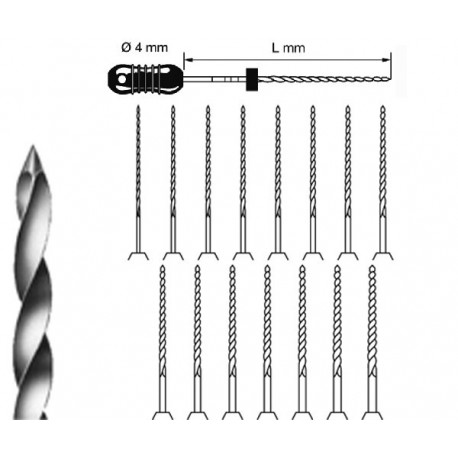 LIMAS K KOMET 31 mm, D.006, 6 ud