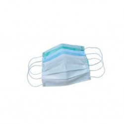 Mascarillas quirúrgicas tipo IIR Pack  50 uds. (0,34€/unidad)