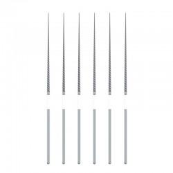 Limas para ultrasonidos NiTi 15 mm, Endo, pack de 6 unidades