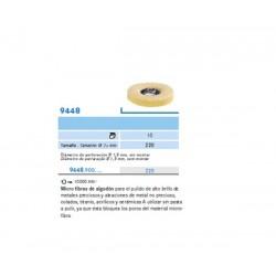 9448.900.220 KOMET pulidor microfibr algodón 10 ud