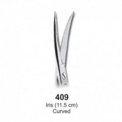 Tijeras IRIS (Curva)11.5cm