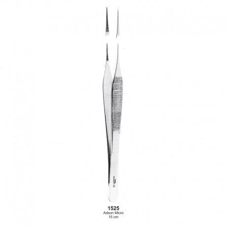 Pinza Adson Micro S/D 15cm