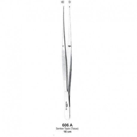 Pinza Smkin - Tylor 16cm (diente)