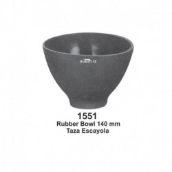 Taza 140mm escayola