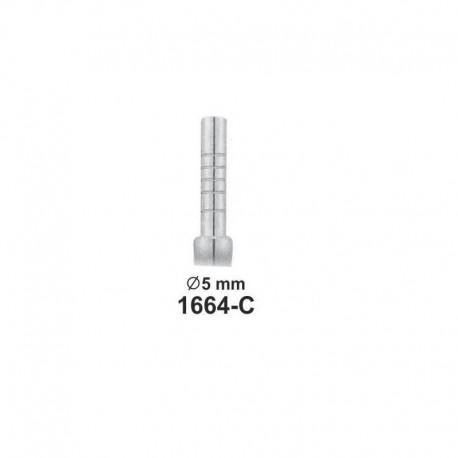Osteótomos 5mm curvos