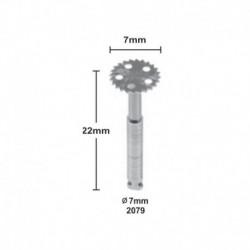 Fresa 7mm