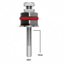 Destornillador 1.25mm 15mm (manual y carracas)