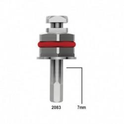 Destornillador 1.25 mm  07mm
